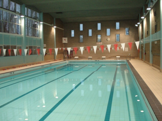 York City Baths Club Where We Swim